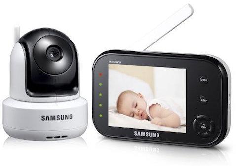 Vigilabebés con cámara Samsung SEW-3037