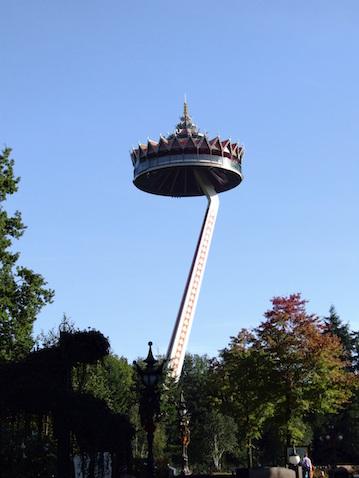 Efteling parque de atracciones en Holanda