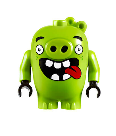 Minifigura LEGO Angry Birds
