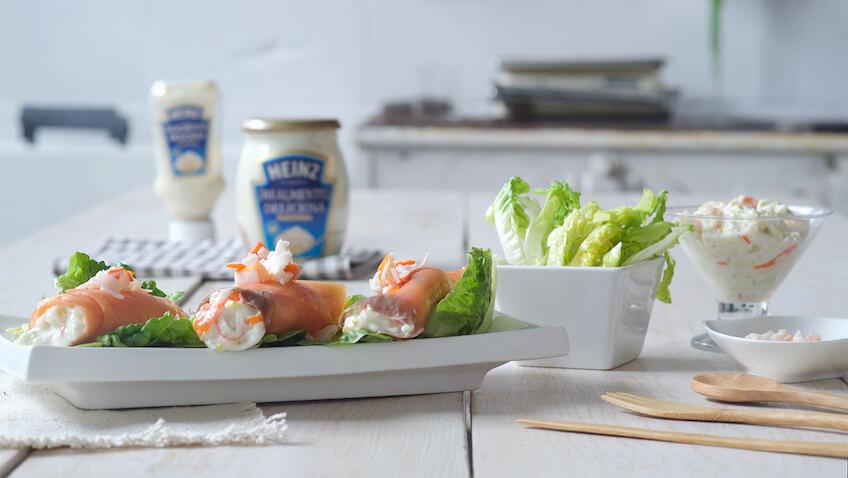 receta salmon ahumado
