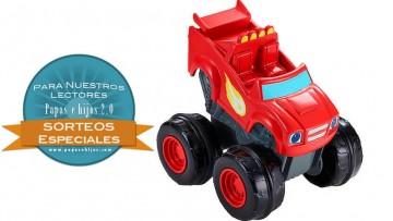 ¡Sorteo de juguetes de Blaze y los Monster Machines!