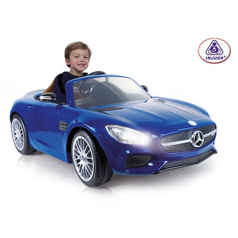 Coche Mercedes AMG GT 6V de INJUSA
