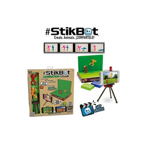 Stikbot Studio de Goliath