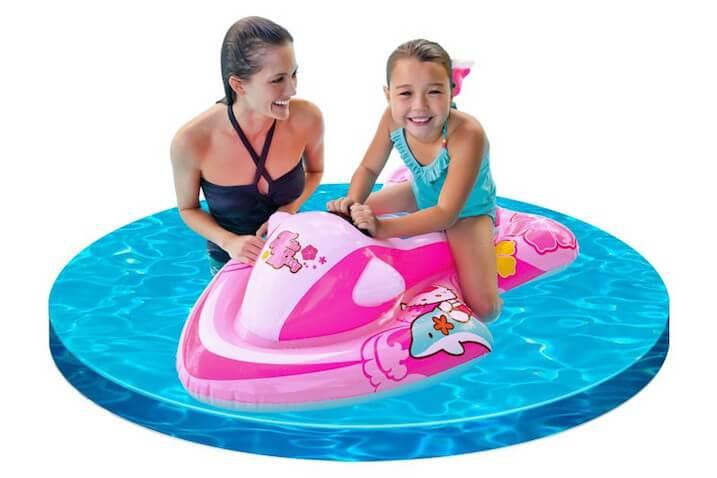 Moto acuática de Hello Kitty juguetes piscinas
