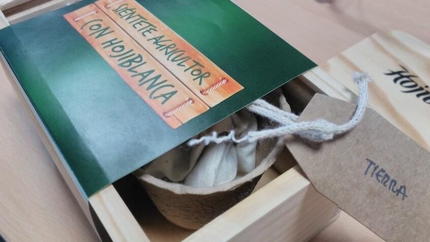 kit apadrina un olivo hojiblanca