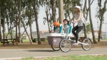 La nueva bicicleta Taga 2.0, un modelo increíble