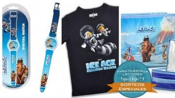 """Sorteo premios para niñ@s de la película """"ICE AGE: EL GRAN CATACLISMO"""""""