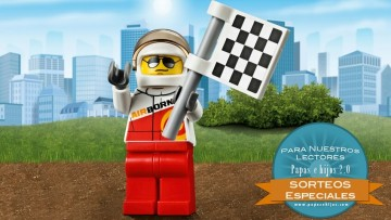 ¡Sorteamos dos sets de LEGO City para las vacaciones de tus niñ@s!