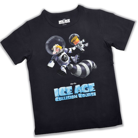 Camiseta infantil Ice Age