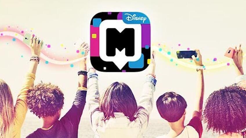 App Disney Mix