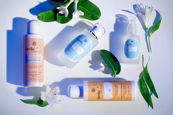 cosmetica natural para niños