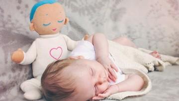 Lulla Doll, muñeca que supuestamente ayuda a que tu bebé duerma