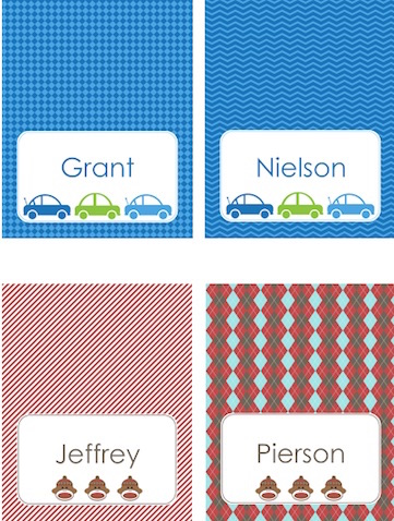 etiquetas personalizadas para imprimir