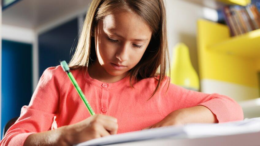 deberes de los niños de primaria