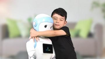 El robot iPal podría ser la nueva cuidadora de tus hij@s