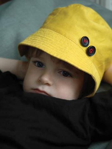ABC Button ofrece marcar ropa niños de forma diferente