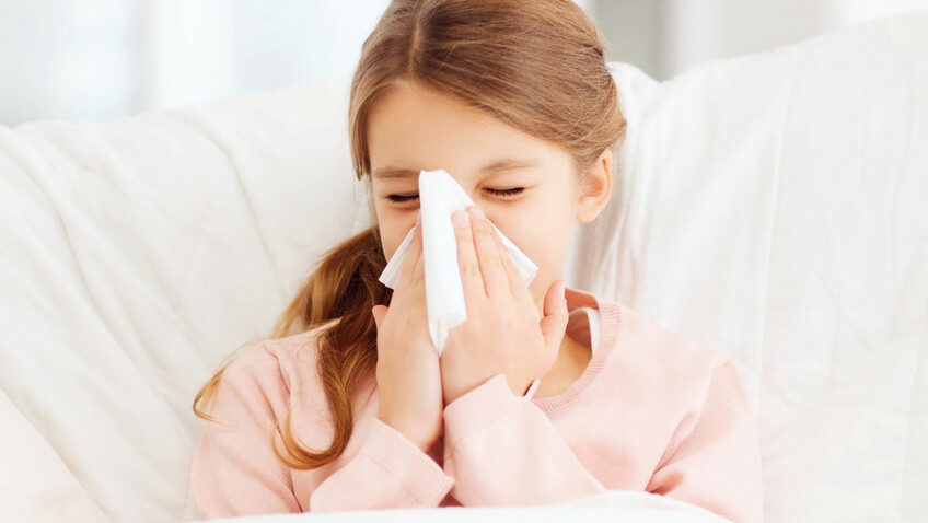 resfriados en niñ@s de forma natural