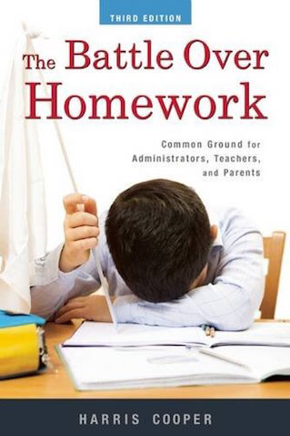 The Battle Over Homework: Common Ground for Administrators, Teachers, and Parents,