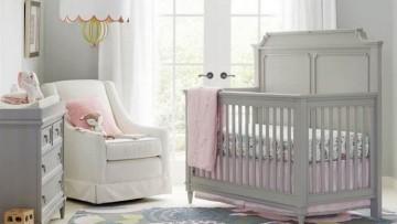 Cuna convertible en cama, para bebés hasta la edad adulta!