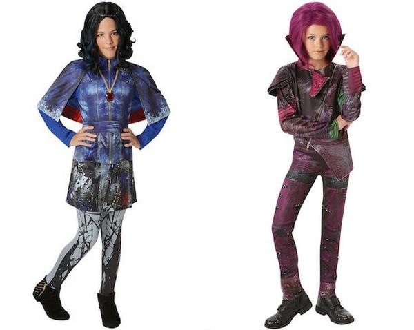 Disfraces Descendientes niños Halloween