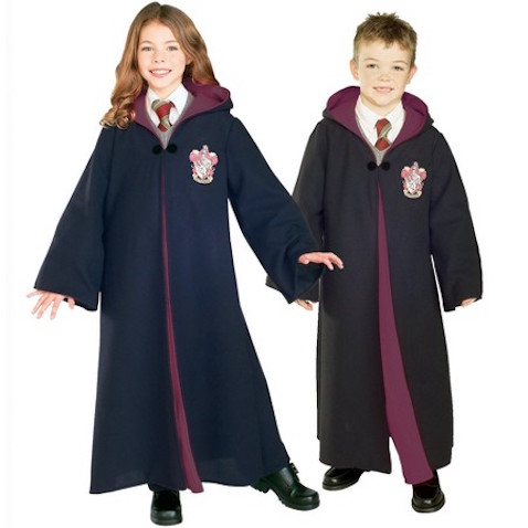 Disfraces de Halloween para niñ@s de Harry Potter