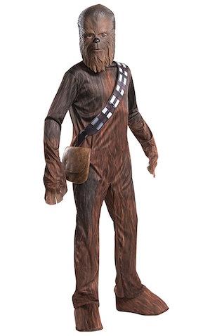 Disfraz para niños de Chewbacca