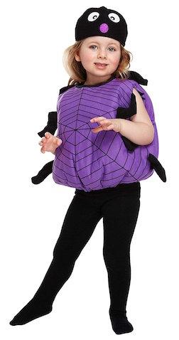 Disfraz de Araña para niños Halloween