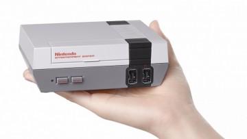 Nueva Consola Nintendo Classic Mini
