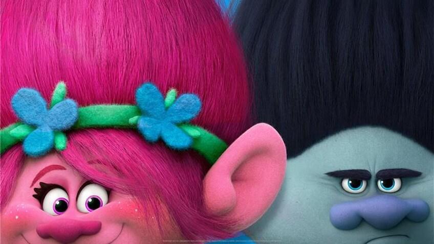 Pelicula Trolls estreno de cartelera infantil
