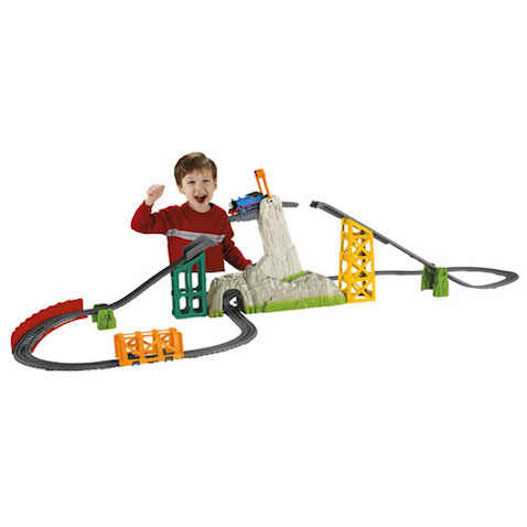 Circuito Gran Avalancha Thomas de Fisher-Price