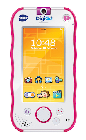 DigiGo de Vtech color rosa