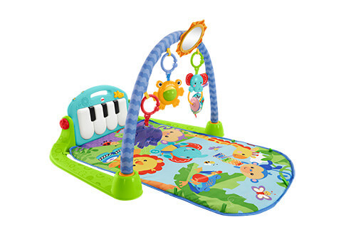 Gimnasio Piano Pataditas de Fisher-Price