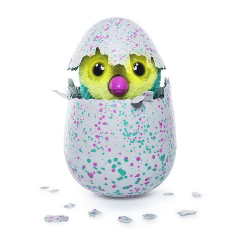 Hatchimals de Bizak