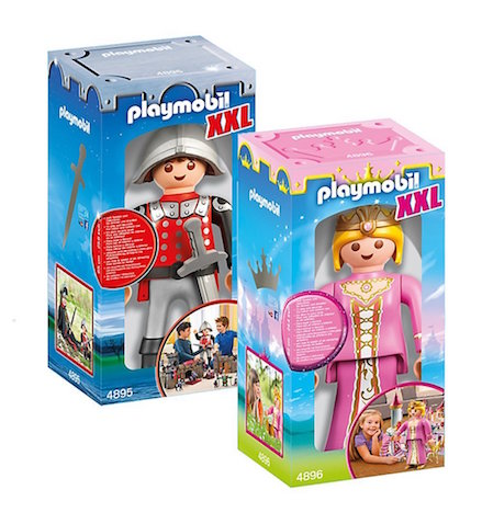 Playmobil XXL Caballero y Princesa