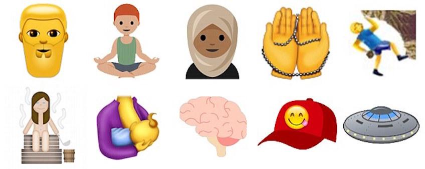 Nuevos emojis además del de lactancia