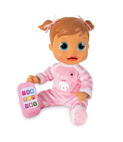 Pekebaby Emma de IMC Toys
