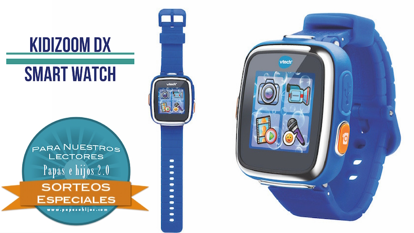 Kidizoom Smart Watch DX de Vtech
