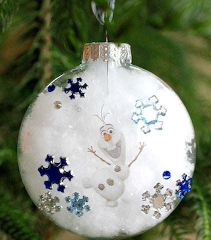 Bolas de Navidad de Olaf de Frozen