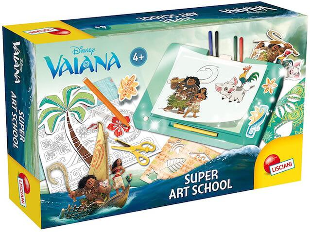 Super Art School de Vaiana