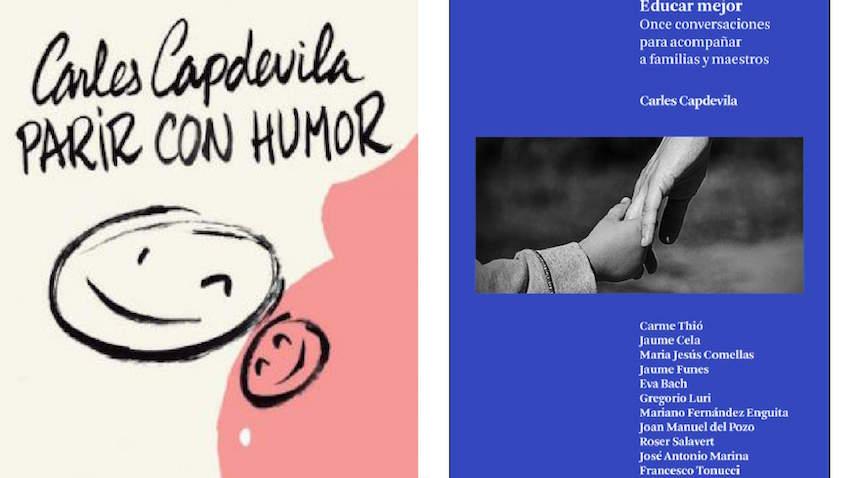 Libros de Carles Capdevila