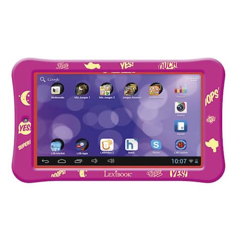 Tablet niñ@s Soy Luna