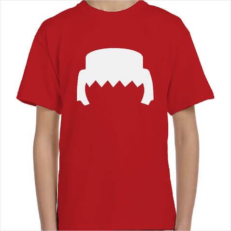 Camiseta de Playmobil para niñ@s y adultos también