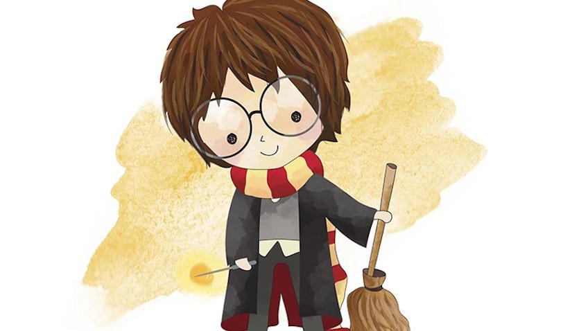 Calendario de Harry Potter para el 2018