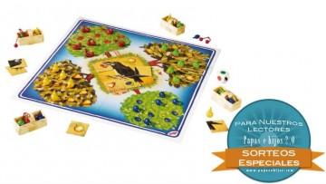 ¡Gana un fantástico juego de mesa de HABA!
