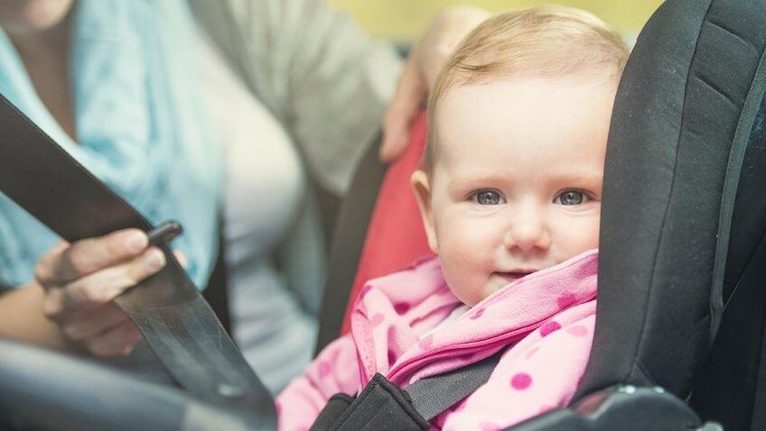 silla de coche adecuada para bebés y niñ@s