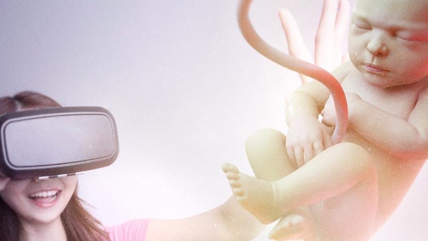 ecografia 4D realidad virtual