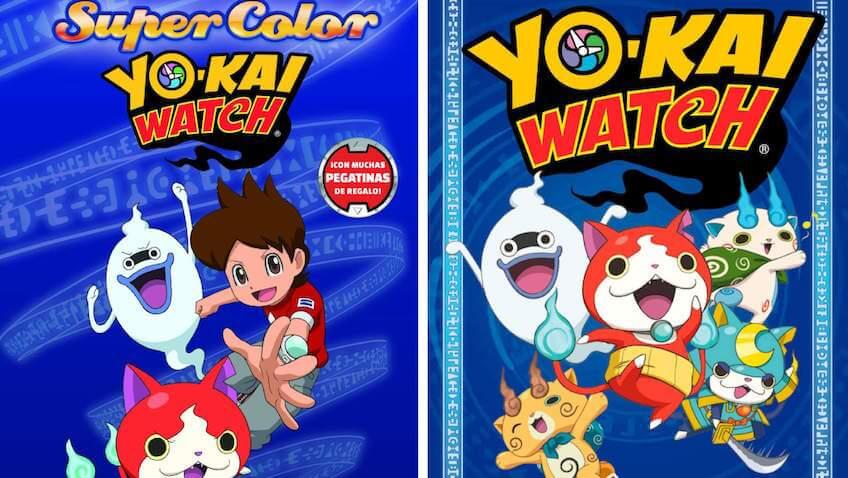 Libros infantiles de Yo-kai de Planeta Junior