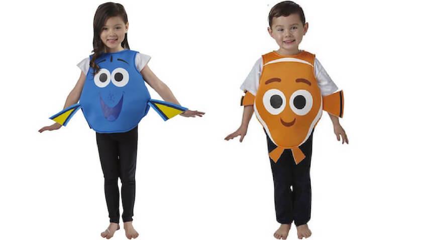 disfraces originales para niñ@s
