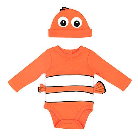 Disfraz para bebé de Nemo