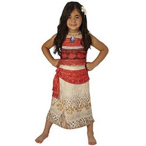 Disfraz de Vaiana